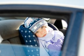 Is Your Child Snug Enough In A Car Seat Try The Pinch Test