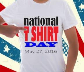 Davis, Saperstein & Salomon, P.C., is asking people to join the firm's fight to end drunk driving in New Jersey, New York and across the country by participating in the inaugural National T-Shirt Day.