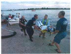 A Bergen County jury recently awarded a combined $9.5 million to two sisters who were severely injured Memorial Day weekend boating accident along the Jersey Shore in 2009.