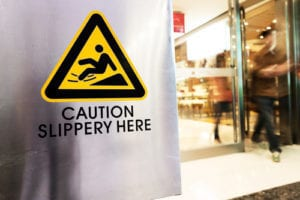 Property Owner's Have a Responsibility to Avoid Slip-and-Fall Accidents