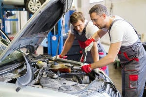 Invest in Auto Maintenance and Repairs