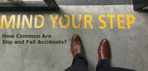 Our New Jersey premises liability attorneys report on slip and fall accidents.