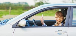 Our New Jersey car accident lawyers report that snapchatting while driving is more dangerous than any type of distracted driving.