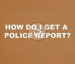 How Do I Get a Police Report? | Auto Accident FAQ