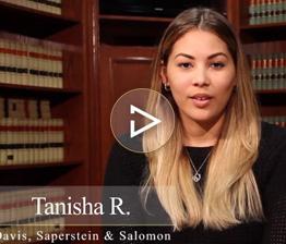 Tanisha R. <br /> Client Testimonial
