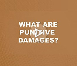 What are Punitive Damages? | Auto Accident FAQ