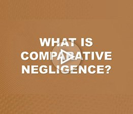 What is Comparative Negligence? | Auto Accident FAQ