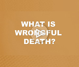 What is Wrongful Death? | Auto Accident FAQ
