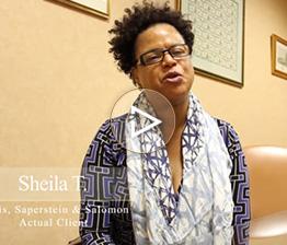 Sheila T.   Client Testimonial